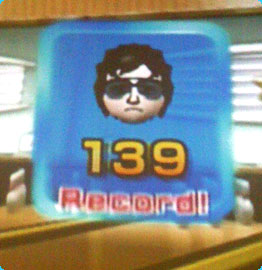 Louden Sets Wii Bowling Record
